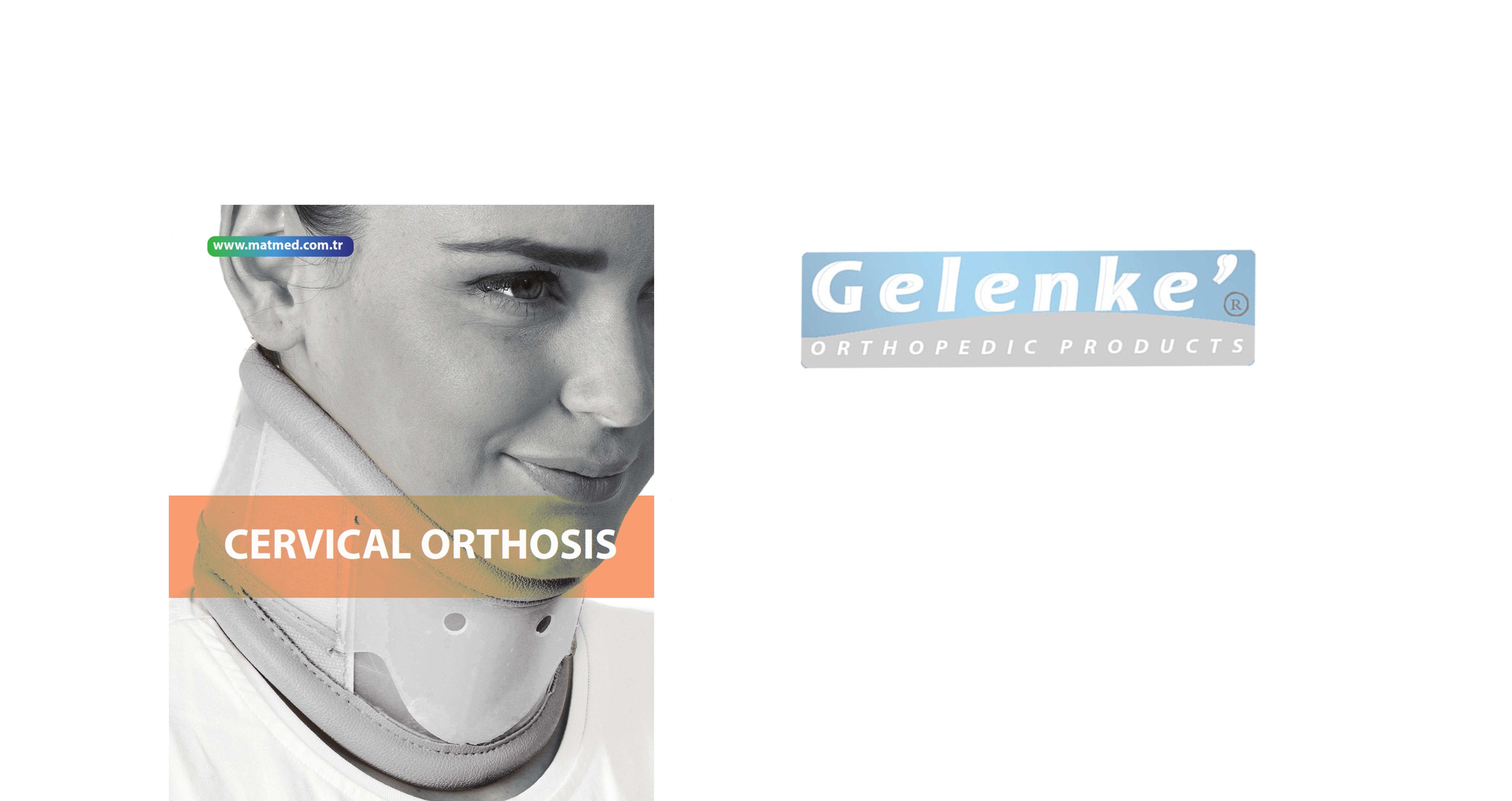 Gelenke cervical orthosis